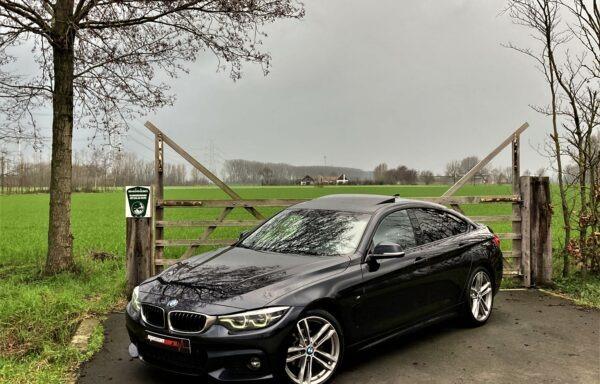 BMW F36 420iA Cran Coupé