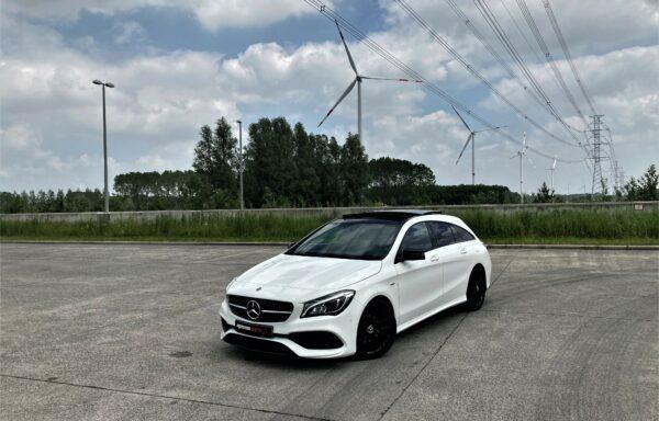 Mercedes CLA 180 SB AMG-Line