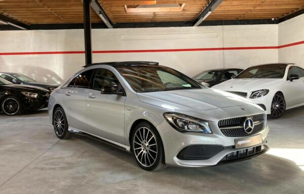Mercedes CLA 200 CDI AMG-Line