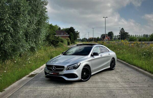 Mercedes CLA 200 AMG-Line