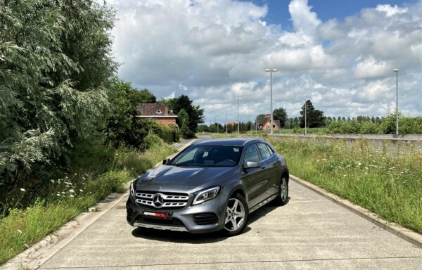 Mercedes GLA 180 AMG-Line