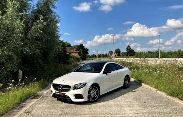 Mercedes E220d Coupé AMG-Line