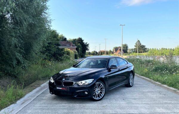 BMW 420dA GranCoupé xDrive