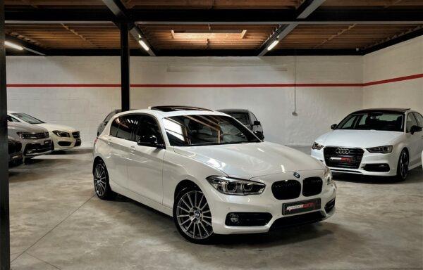 BMW F20 120iA