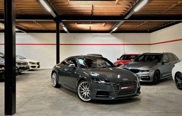 Audi TTS Coupé Quattro